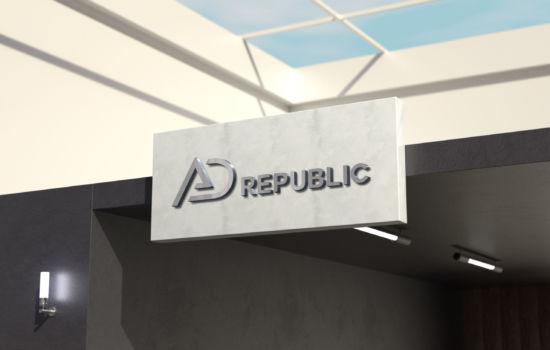 ADRepublic_Skylt